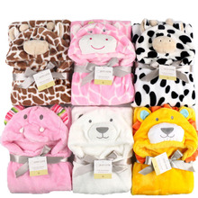 Animals Shaped Cute Robe for Babies