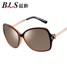 Women's sunglasses fashion female polarized eyewear anti-uv EXIA AGENT-38 Series