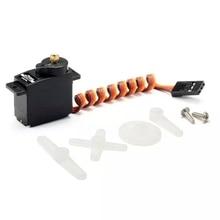 JX PDI-1109MG 9g металлический редуктор цифровой сервопривод 2,5 кг для Vaste vleugel RC sobretudo masculino borstelloze мотор pixhawk houten