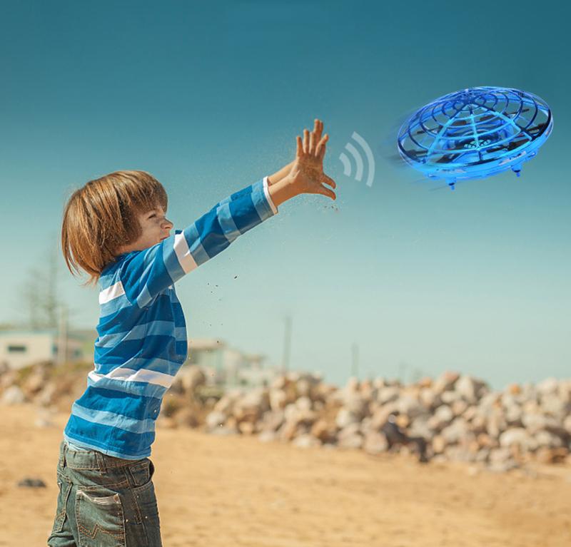 Mini Drone UFO helicóptero de juguete 1