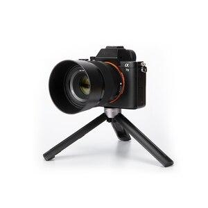 Image 3 - PGYTECH ترايبود سطح المكتب مقبض صغير ل DJI OSMO المحمول 4 oomo جيب 2 GoPro بطل 9 8 عمل كاميرا 1/4 الموضوع ميناء التوسع