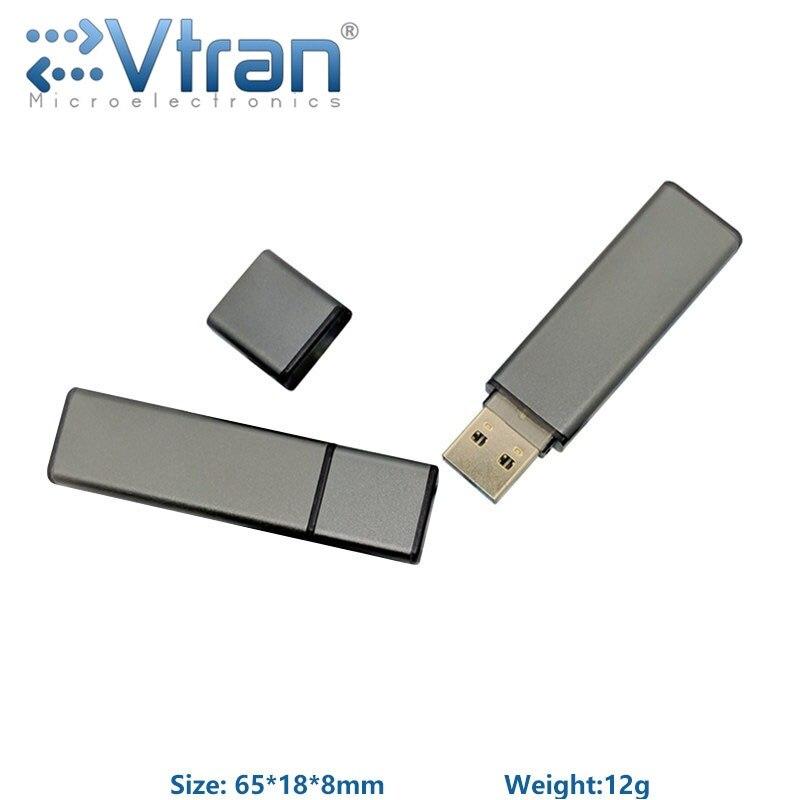 Image 4 - Read/Write220MB/s USB3.0  16G 32G 64G SLC USB3.0 Write Protect Swit FlashDisk IS903 SLC pendrive Transparent SLC Disk metal caseUSB Flash Drives   -