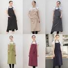 Cotton linen aprons ...