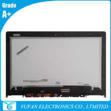 13.3″ Laptop Touch Screen 90400232 3200×1800 eDP LTN133YL01-L01 Lcd Assembly With Bezel For Yoga 2 pro 13