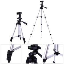 Smartphone דיגיטלי מצלמה גמיש חצובה עצמי טיימר Monipod 360 פנורמי מתכוונן גובה w/טלפון Stand