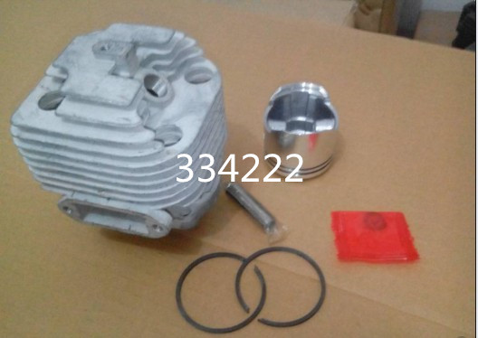Free shipping of 51MM YD 78 CYLINDER KIT for 7800 78cc chainsaw