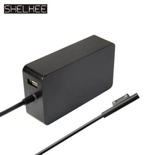 SHELKEE 36W Original Power Supply Adapter Laptop Cable Charger For Microsoft Surface Pro 3/pro4/pro5/pro6 charger