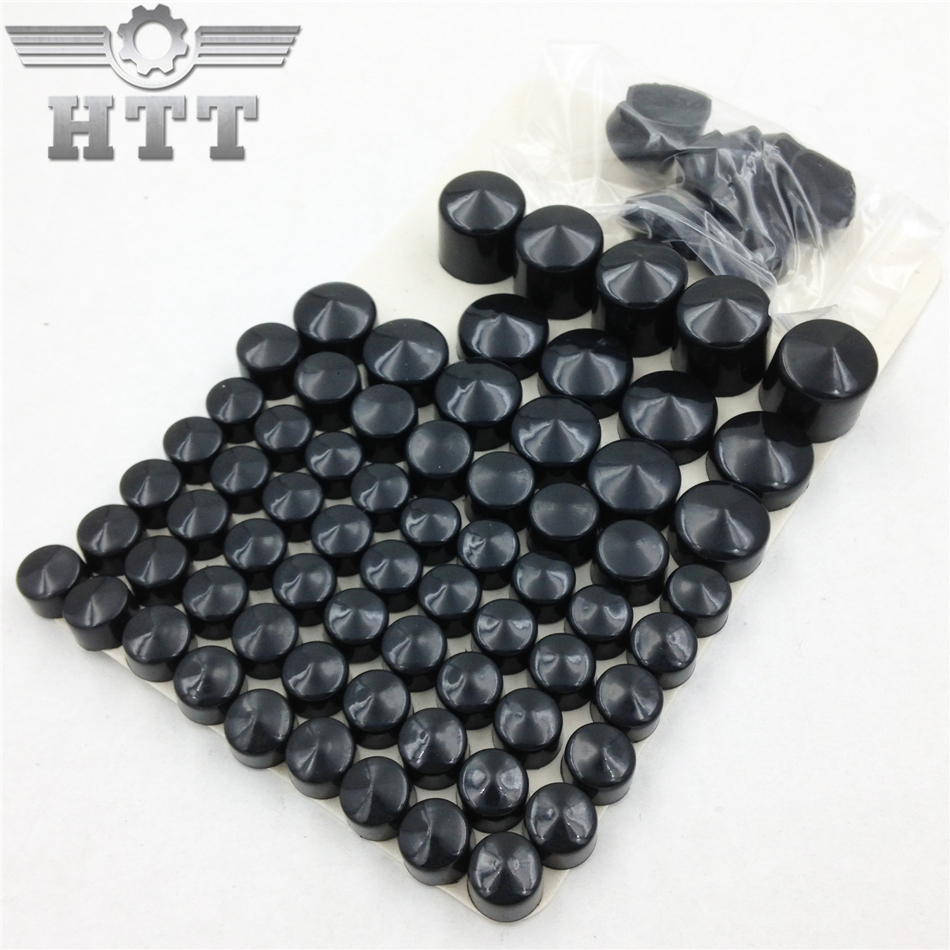 Aftermarket free shipping motorcycle parts Bolts Toppers Caps for 1991-2012 Harley Davidson Dyna Glide Twin Cam BLACK aftermarket free shipping motorcycle parts eliminator tidy tail for 2006 2007 2008 fz6 fazer 2007 2008b lack