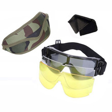 Tactical Goggles X800 Military Sunglasses Men Airsoft Paintb