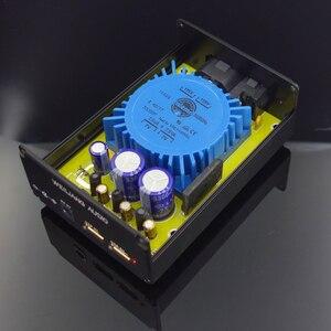 Image 3 - WEILIANG 오디오 15W 선형 조정 전원 공급 장치 출력 USB * 2 + DC 5V