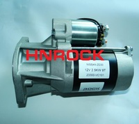 NEUE 12V 2.5KW 9T STARTER MOTOR FÜR NISSAN PATROL 3 0 Y61 ZD30 DI HITACHI 23300 VC101 23300VC101 S13 551 S13 551A|motor for|motor motormotor 12v -