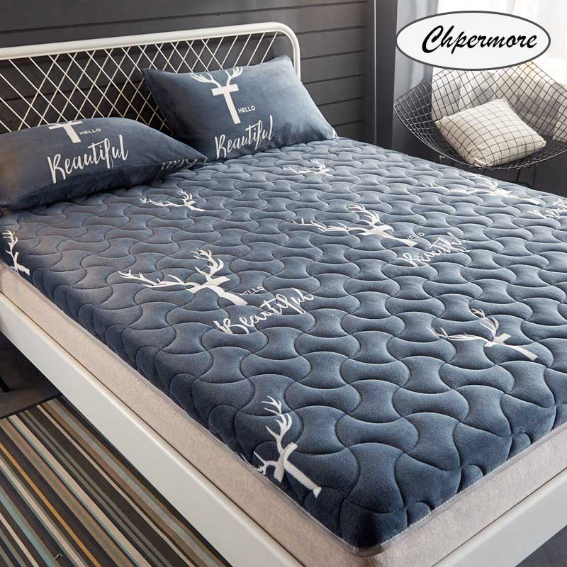 Chpermore Thicken Keep warm Mattresses Foldable Tatami Single double Lamb cashmere Mattress For Family Bedspreads King SizeChpermore Thicken Keep warm Mattresses Foldable Tatami Single double Lamb cashmere Mattress For Family Bedspreads King Size