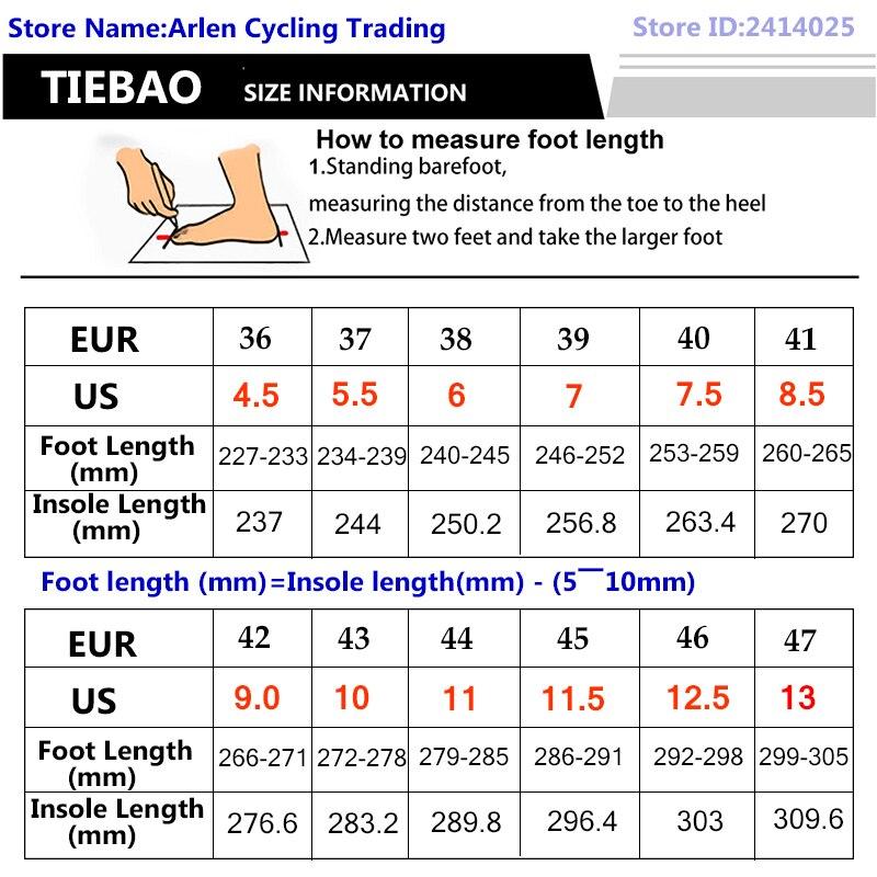 Tiebao biciklističke cipele sapatilha ciclismo mtb zapatos ciclismo - Biciklizam - Foto 5