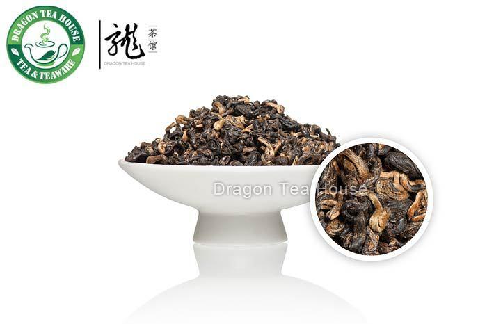 Golden Snail * Chinese Handmade Black Tea 100g