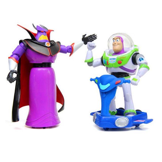 6 inch Toy Story 3 Buzz Lightyear Vs. Zurg Action Figure
