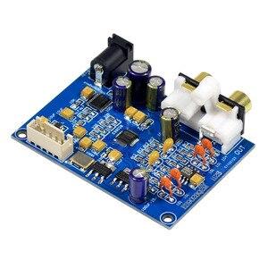 Image 2 - Плата декодера AIYIMA ES9028Q2M ES9028 I2S, входная Плата декодера DAC DC 9 12 В, обновленная плата ES9018 для усилителя DIY