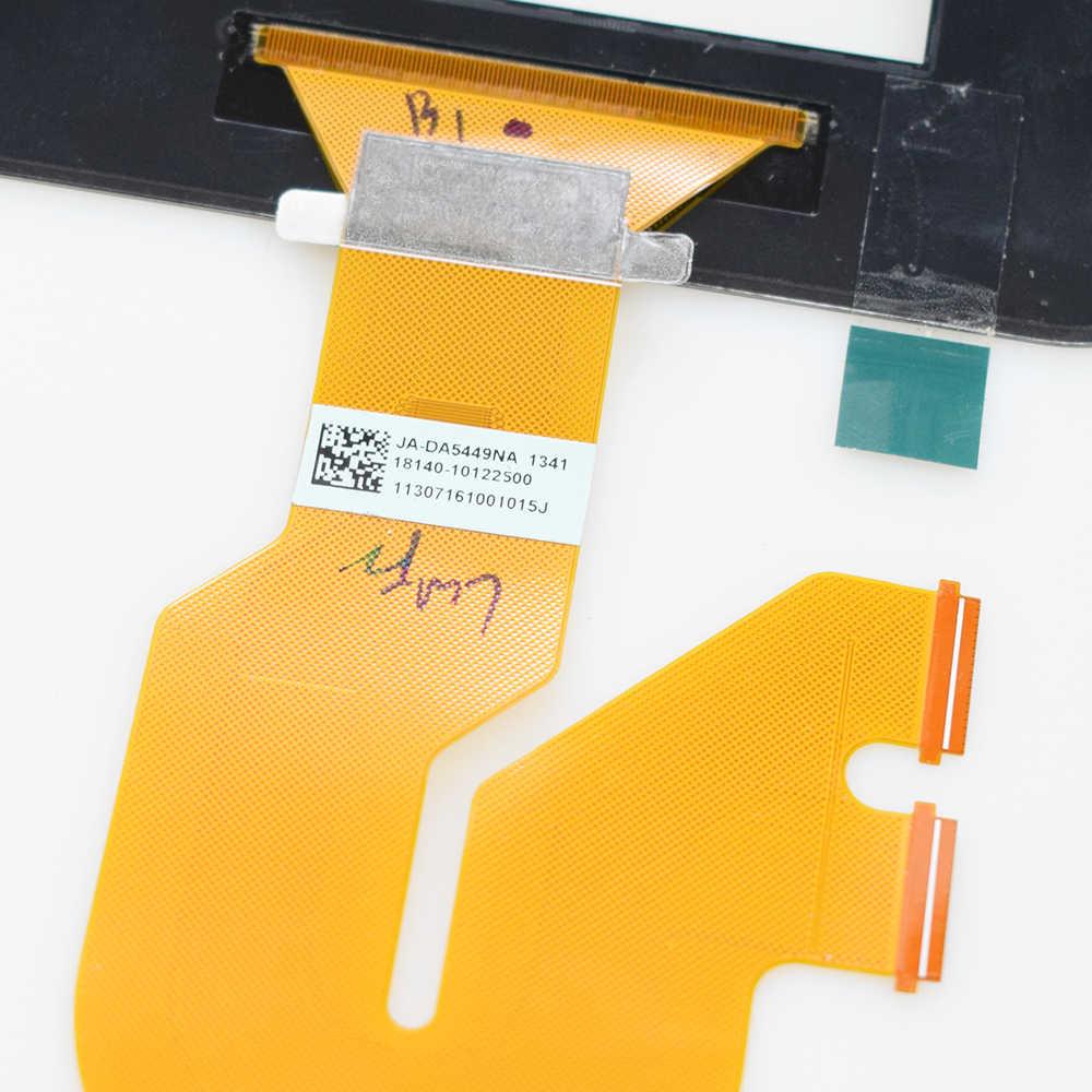 جديد ل لوح ذاكرة اسوس FHD 10 ME301 ME302 ME302C ME302KL K005 K00A اللوحي محول الأرقام بشاشة تعمل بلمس زجاج 5449N FPC-1 أجزاء 10/قطعة