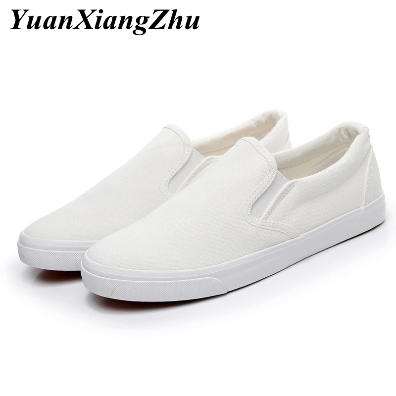 women flats shoes slip on loafers women canvas shoes casual ladies shoes comfortable breathable unisex sneakers zapatillas mujer in Women 39 s Flats from Shoes