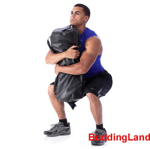 30KG 45KG Unfilled Ultimate Weight Sandbag Gym Fitness Heavy Duty Muscle Bag Power Training Crossfit SandBag