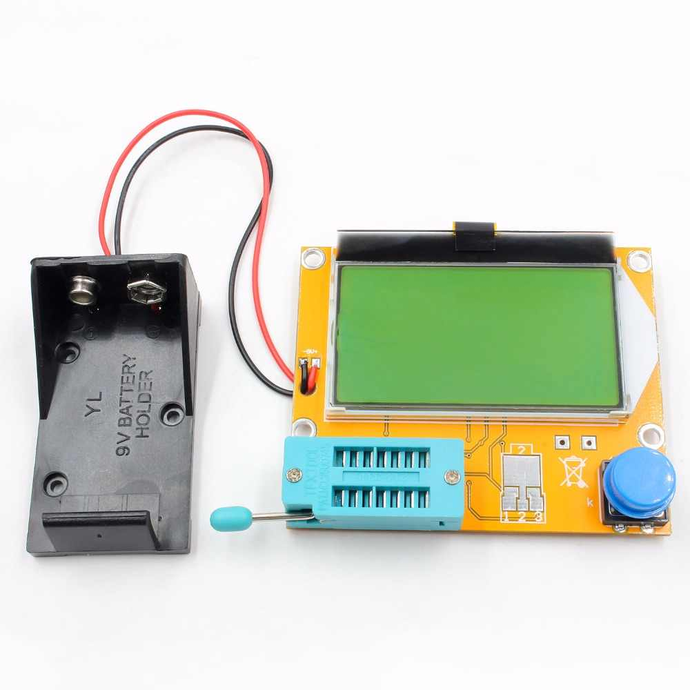 Detail Feedback Questions About Lcr T4 Digital Transistor Tester