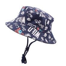 Cartoon Themed Sun Hat for Kids