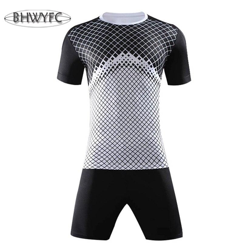 BHWYFC Camisetas de fútbol 2017 Hombres Camisetas de fútbol Kits de - Ropa deportiva y accesorios