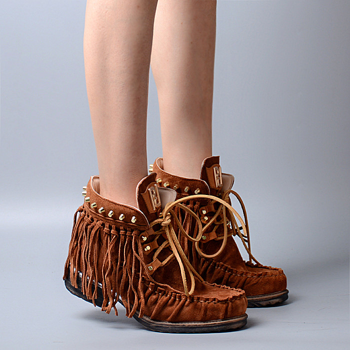 Popular Brown Cowboy Boots for Women-Buy Cheap Brown Cowboy Boots ...