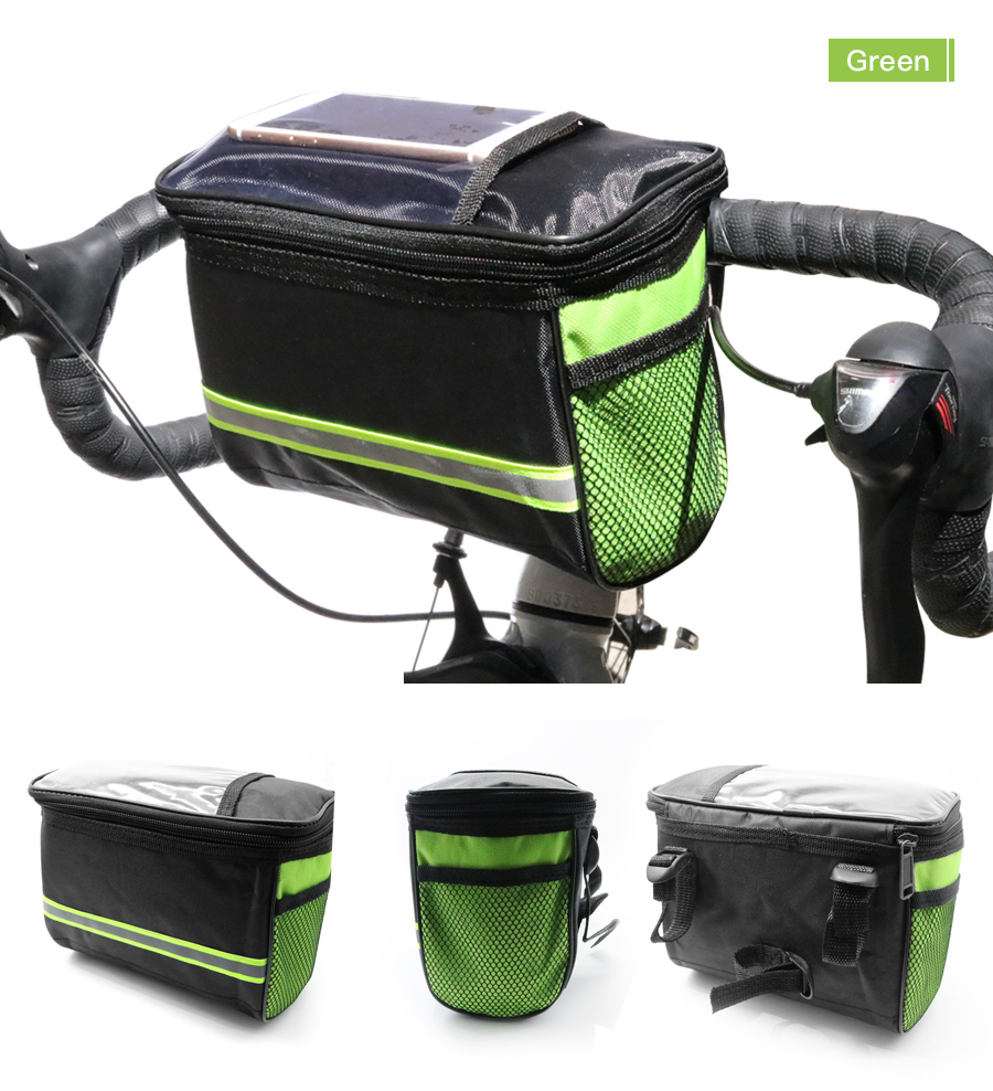 bike bag handlebar
