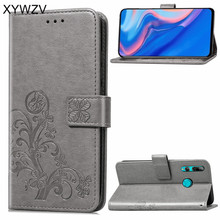Huawei Y9 Prime 2019 Case Soft Silicone Filp Wallet Shockproof Phone Bag Case Card Holder Fundas For Huawei Y9 Prime 2019 Cover