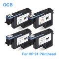 Для печатающей головки hp 91 C9460A C9461A C9462A C9463A Печатающая головка для принтера hp Designjet Z6100 Z6100ps (MBK/C M/Y LM/LC PBK/LGY)
