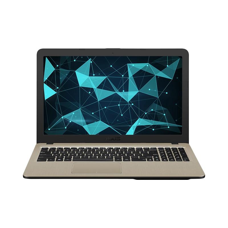 "Ноутбук Asus X540NA 15.6"" HD/Intel Celeron N3450/2Gb/500Gb/noODD/Endless OS/Черный (X540NA-GQ149)"