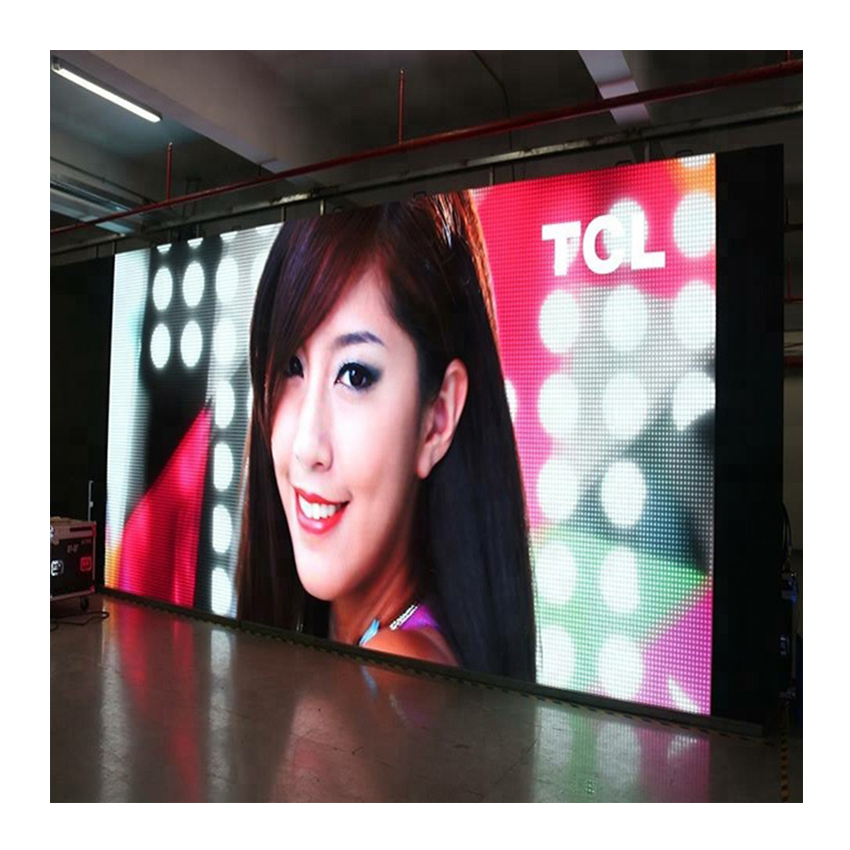 Indoor LED Module 320x160mm 32x16Pixels 1/8Scan P10 SMD3528 led display rgb panel led video wall billboard screen make in China