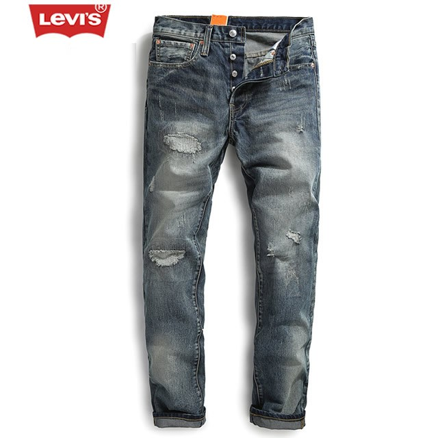 Levi's Classic Pleated Jeans