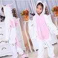 Pink Unicorn Franela Kids Pijama