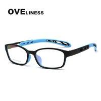 f5b46792a Child Eye Glasses Frames For Girl Prescription Eyeglasses For Boy Children  S Spectacles Kids Cute Computer. Criança vidros do olho óculos de armações  ...
