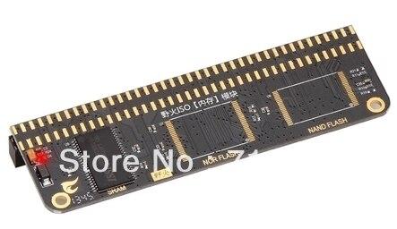 Бесплатная доставка 2 шт./лот ISO-SRAM moduleSTM32 микроконтроллер расширенной памяти