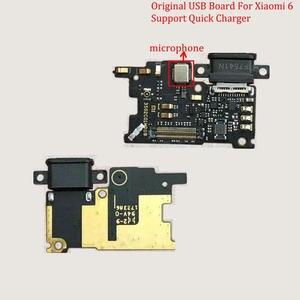 Image 2 - Оригинальный USB кабель Запчасти для Xiaomi Mi6 Mi 6