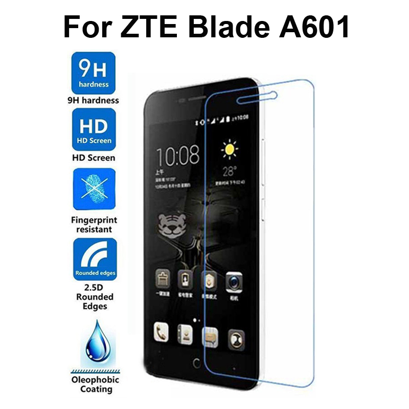 <font><b>ZTE</b></font> <font><b>Blade</b></font> <font><b>A601</b></font> Tempered Glass Original 9H High Quality Protective Film Explosion-proof <font><b>Screen</b></font> Protector for <font><b>ZTE</b></font> <font><b>Blade</b></font> <font><b>A601</b></font> Glass image