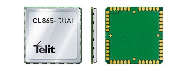 CL865-DUAL Telit  2G 100% New&Original Genuine Distributor stock CDMA RTT   Embedded quad-band module 1PCS Free Shipping