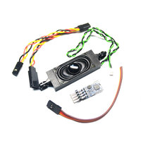 Dasmikro tbs mini unidade de som do motor programável para orlandoo f150 oh35p01 para wpl caminhão para jjrc q64 q65 kit micro rc lagartas|Peças e Acessórios| |  -