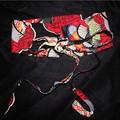 Японский vintage хлопок белье печатные Ультра широкие пояса женщин уникальный кружева пояс Boho ретро старинные цветок пояс женский