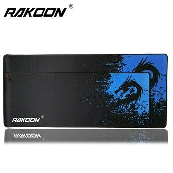 Rakoon XL Large Gaming Mouse Pad Big Blue Dragon 900x400mm Mousepad PC Computer Desk Mat for LOL cs go overwatch DOTA 2