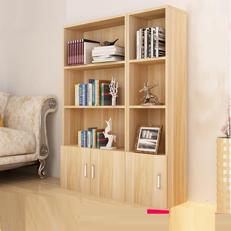 Meuble Rangement Estanteria Madera Rack Kids Librero Industrial Dekorasyon Home Wood Furniture Retro Decoration Book Shelf Case in Bookcases from Furniture