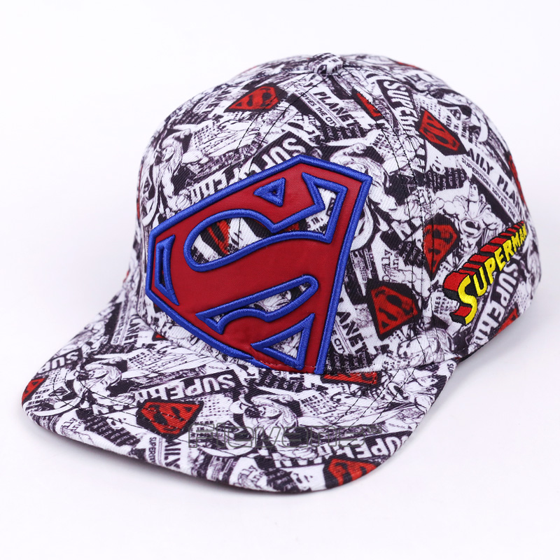 Superman Logo   Baseball     Cap   Men Women Fashion Brand Snapback Hip Hop   Cap