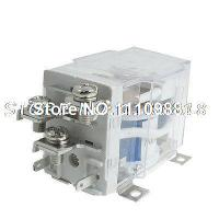 JQX-40F-1Z AC 220 V 50A 5 Pin SPDT Elektromagnetyczna Power Relay 1 NO 1 NC
