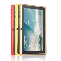 7 android 4 7 Inch Quad-core Tablet Computer Q88h All-in A33 Android 4.4 wifi Internet Bluetooth 512MB+4GB Convenient (4)