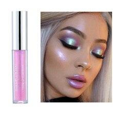 HANDAIYAN Liquid Glitter Lip Gloss Lipstick Matte Tint For Lips Pigment Shimmer Lipgloss Sparkly Glosses Makeup Women Cosmetic