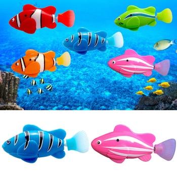 Colorful Robotic Pet Fish  1