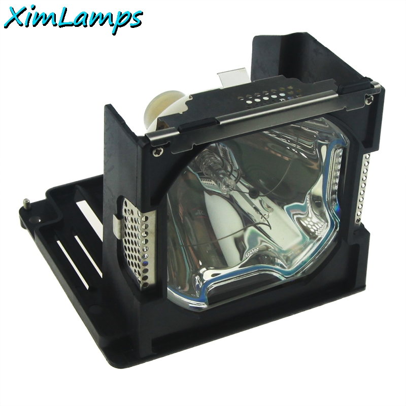 610 328 7362/POA-LMP101 Projector Lamp With Housing For Sanyo PLC-XP57L, LC-X71, PLC-XP57, LV-LP28, LV-7575 Projectors 610 328 7362 original bare projector lamp bulb for eiki lc x71 lc x71l projectors
