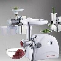 1 PC Nova Casa multifuncional espremedor elétrico máquina de picar carne Shell ABS Moedor de Carne/juicer/cortador de legumes